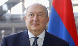 الرئيس الأرميني: لتعديل الدستور والعودة للحكم الرئاسي