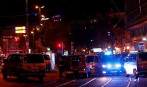 قتلى وجرحى في هجوم مسلّح قرب كنيس في فيينا