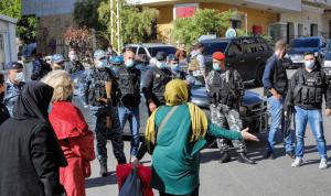 توقيف 36 فارًا من سجن بعبدا والبحث عن 28 سجينًا مستمر