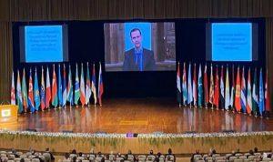 الأسد: الأغلبية الساحقة من اللاجئينيرغبون بالعودة إلى وطنهم
