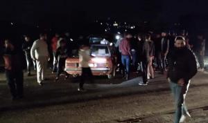 6 جرحى بحادث سير على طريق عام برقايل-جديدة القيطع