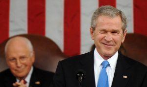 بوش عن بايدن: رجل جيد وسيوحد الولايات المتحدة