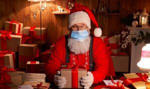 جونسون يطمئن الأطفال: بابا نويل قادم