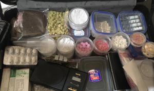 الجيش: ضبط مخدرات خلال دهم في الشراونة وحورتعلا