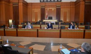 عدوان بعد جلسة لجنة الإدارة: لإقفال البلد 15 يومًا