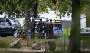الشرطة الألمانية تفتش منازل أربعة يشتبه بصلتهم بمنفذ هجوم فيينا