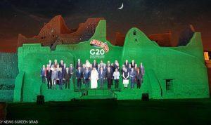 """مجموعة العشرين تتعهد بفعل """"كل شيء ممكن"""" لاحتواء كورونا"""