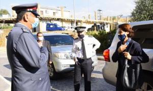 عثمان: نجحنا في حماية المواطنين وتحقيق الأمن