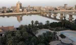 انفجار في منطقة الكرادة وسط بغداد (صورة)