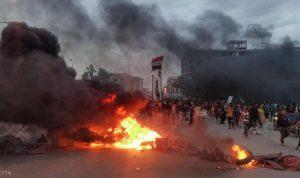 قتيل وجرحى في مواجهات الناصرية بالعراق