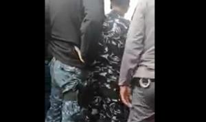 ضرب وسحل وخنق محامٍ بسبب رقم السيارة! (فيديو)