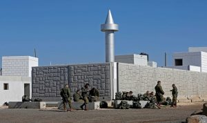 """إسرائيل تتهم """"الوحدة 840"""" الموجهة من فيلق القدس بالوقوف وراء عبوات الجولان"""