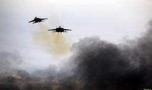 طائرات مجهولة تستهدف القوات الإيرانية في سوريا