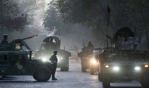 """""""داعش"""" أعلن مسؤوليته عن تفجير كابول"""