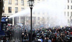 تظاهرات حاشدة في ألمانيا ضد قيود كورونا