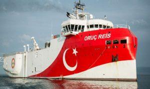 تركيا تسحب سفينة تنقيب من المتوسط
