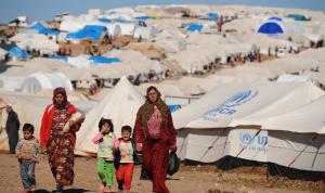 9 من كل 10 أسر سورية لاجئة تعيش في فقر مدقع