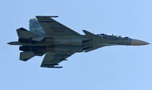 مقاتلة روسية راقبت طائرة أميركية فوق البحر الأسود
