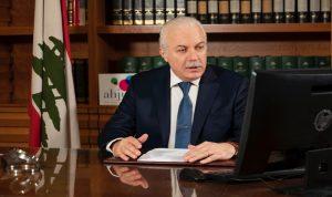 طرح ترشيح القاضي عبود لترؤس منظمة مجالس القضاء الاعلى الفرنكوفونية