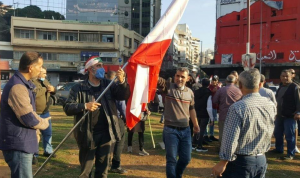 مسيرة بمناسبة عيد الاستقلال في طرابلس