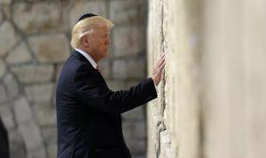 قادة المستوطنات في إسرائيل يصلون من أجل ترامب