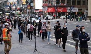 """الولايات المتحدة: نخوض جائحة """"غير المطعمين"""" ضد كورونا"""