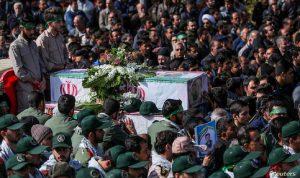 """قتيلان من """"الحرس الثوري"""" بغارة في سوريا"""