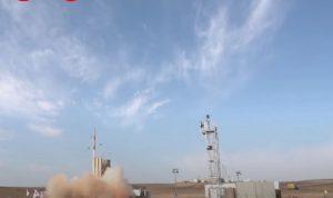 """إسرائيل والولايات المتحدة تعلنان نجاح تجارب منظومة """"مقلاع داوود"""""""