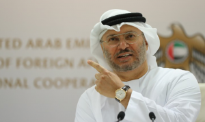 قرقاش: هناك أجواء سياسية لحل الأزمة الخليجية ولكن!