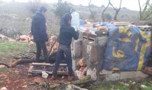 """خلال تفقده """"قن الدجاج""""… الجيش الإسرائيلي يستنفر ويُطلق النار!"""