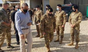 كليفرلي أنهى زيارته… على المسؤولين التحرك لإنقاذ لبنان