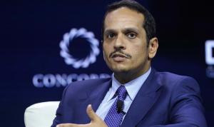 وزير خارجية قطر: هناك تحرك لحل الخلاف الخليجي