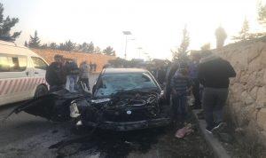 5 جرحى بحادث سير عند مدخل الهرمل