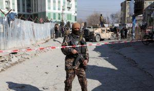 مقتل العشرات من قوات الأمن الأفغانية باستهداف إرهابي