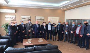 غريو: ندعم أي إستثمار فرنسي في مرفأ طرابلس والمنطقة الاقتصادية