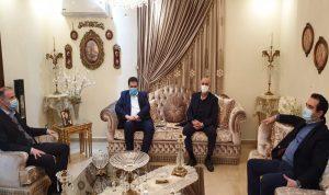 البعريني استمع إلى مطالب نقابة أطباء الأسنان في طرابلس