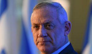 غانتس للفلسطينيين: من مصلحتكم استئناف المفاوضات
