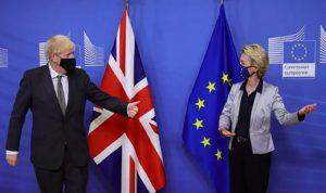 بعد أشهر من المفاوضات.. ماذا تضمّن اتفاق ما بعد البريكست؟