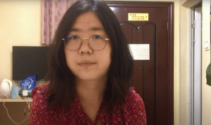 كشفت ما جرى في ووهان.. الصين تسجن صحفية أربع سنوات