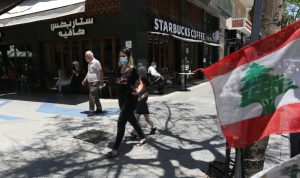 """لبنان يسجّل 3743 إصابة جديدة بـ""""كورونا"""" و16 وفاة"""