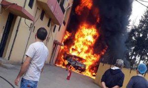 في الضنية.. وفاة طفل بعد اشتعال النار بمنزل ذويه