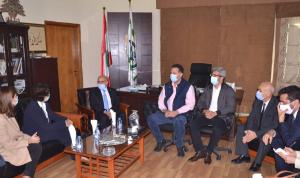 السفيرة الفرنسية: ملتزمون بالوقوف إلى جانب لبنان ودعمه