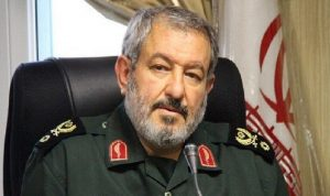 وفاة قائد عسكري في الحرس الثوري الإيراني بسبب كورونا