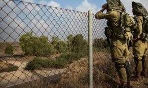 قوة إسرائيلية اجتازت السياج التقني مقابل ميس الجبل