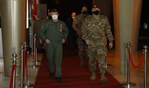 قائد الجيش التقى رئيس أركان الدفاع الإيطالي… وهذا ما بحثاه
