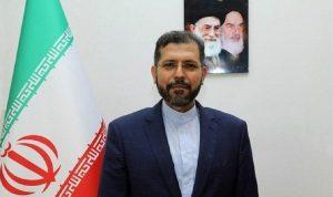 إيران: نرحب بالحوار دومًا مع دول الجيران