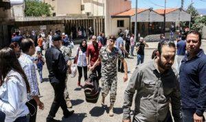 واشنطن قلقة من دور سوري مزعزع للاستقرار بلبنان