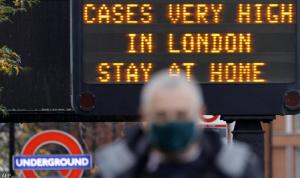 بريطانيا: سلالة كورونا الجديدة تتسبب بمزيد من الوفيات