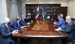 عون: الوضع الأمني المتردي في بعلبك-الهرمل لا يجوز أن يستمر
