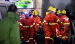 بسبب تسرّب للغاز.. مصرع 18 في منجم في الصين